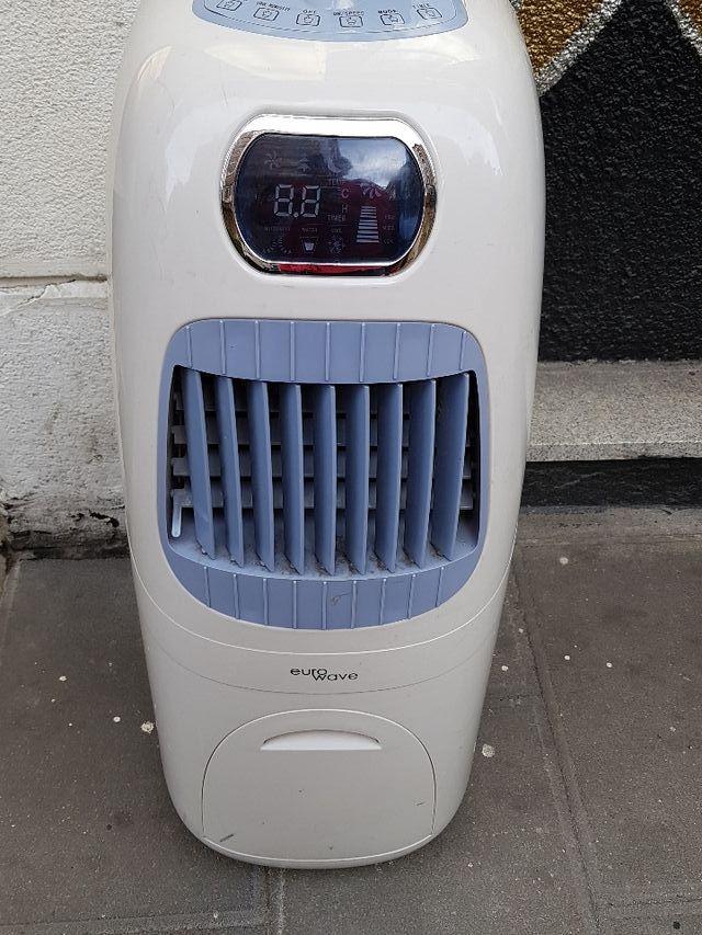 Ventilador De Aire Frio De Segunda Mano Por 40 En Algorta En Wallapop