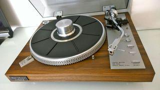 Fisher MT-6225 Plato Tocadiscos Vintage
