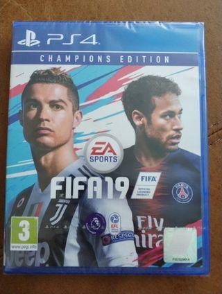 Fifa 19 Champions Edition - PS4 - Playstation 4