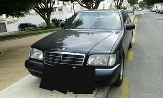 Mercedes-Benz Clase S 1994