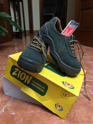 Zapatos de seguridad Zion