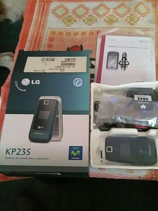 LG kp235