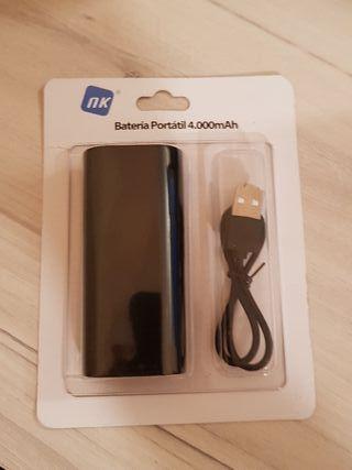 bateria portatil 4000mAh