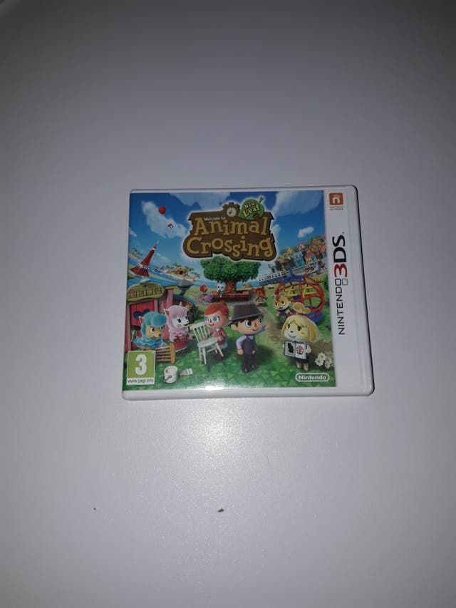 Juego Nintendo 3ds Xl Animal Crossing De Segunda Mano Por 5 En