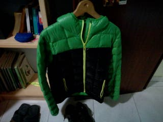 chaqueta quechua