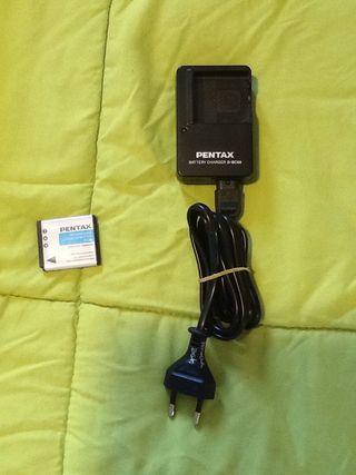 Batería cámara de fotos.