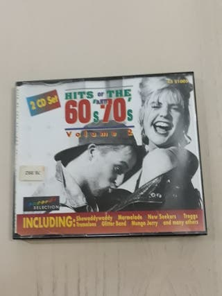 Hits Of The 60's And 70's - Volume 2 2-CD
