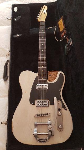 Guitarra LSL Ben Bone