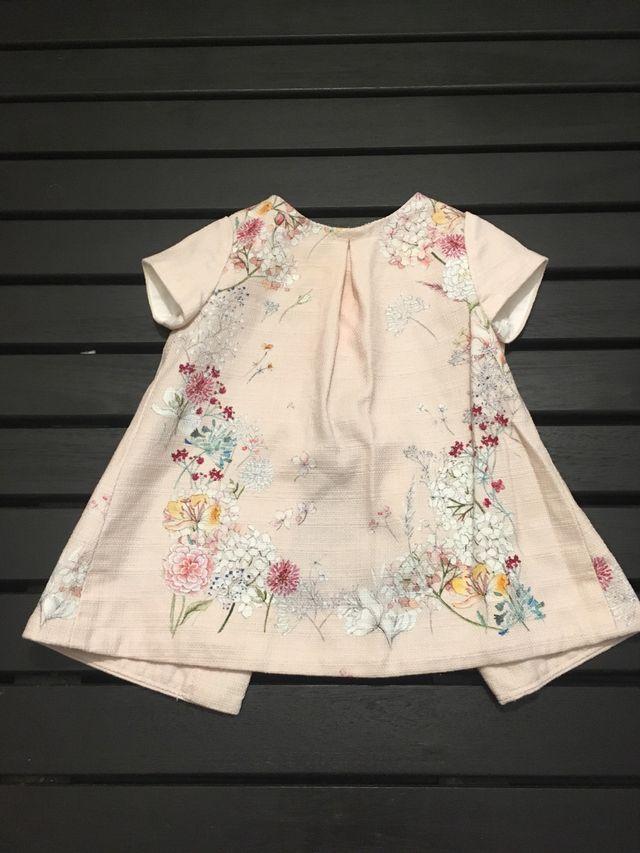 zapatos de separación eb277 3a0f4 Vestido Zara bebé niña 3-6 meses de segunda mano por 5 € en ...