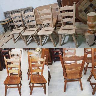 Ebanista Restaurador de Muebles Macizos .
