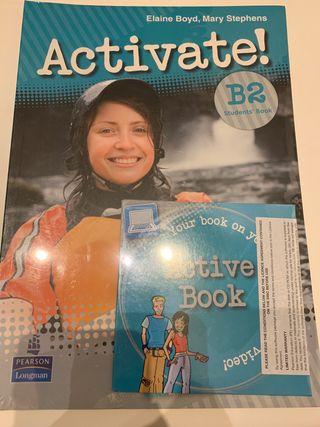 Actívate B2 student's book