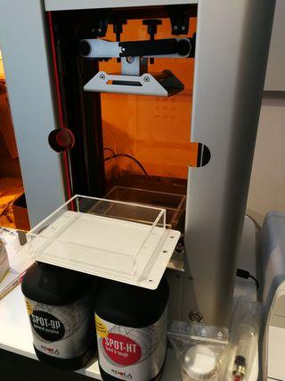 Impresora 3D estereolitográfica Stalactite 102