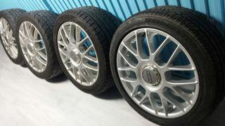 Llantas BBS 17 pulgadas , Originales Audi VW