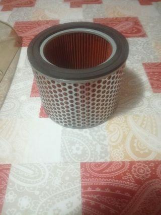 filtro aire nuebo original honda vf 500 f2
