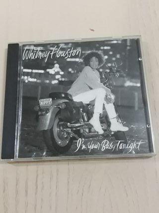 Cd Whitney Houston