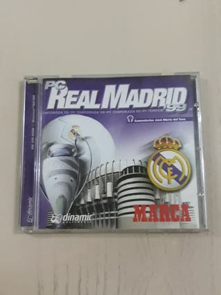 PC REAL MADRID 99