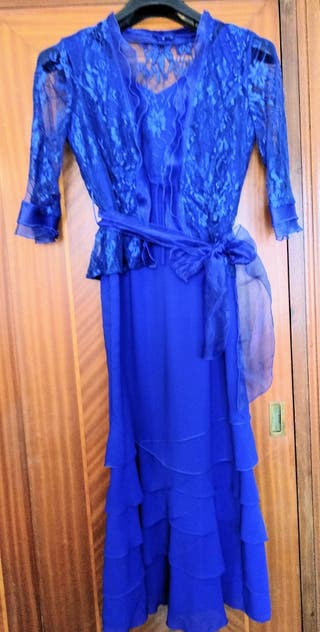 Vestido de madrina talla 44