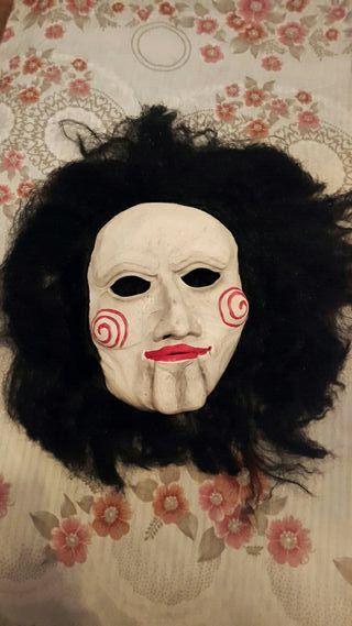 mascara saw -- halloween -- nueva