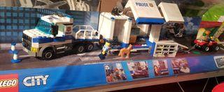 lego city policia