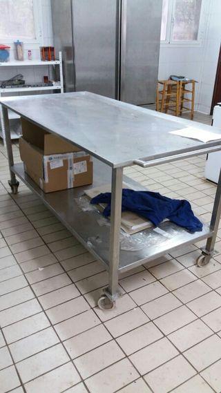 mesa quesera
