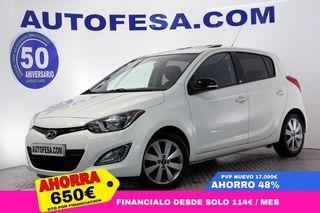 Hyundai i20 1.4 MPI 100cv Go! Brasil Plus 5p Auto