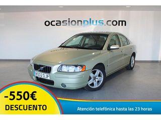 Volvo S60 2.4 Summum 103 kW (140 CV)