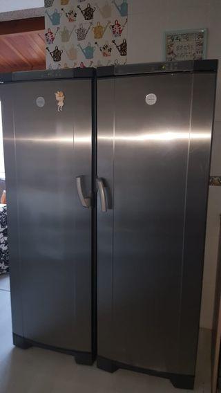frigorífico y congelador electrolux
