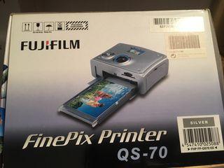 Impresora fotos Fujifilm