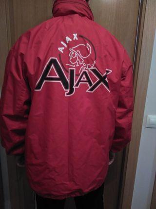 Chubasquero del Ajax