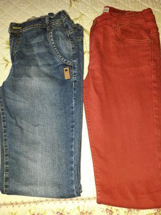 pantalones vaqueros niño