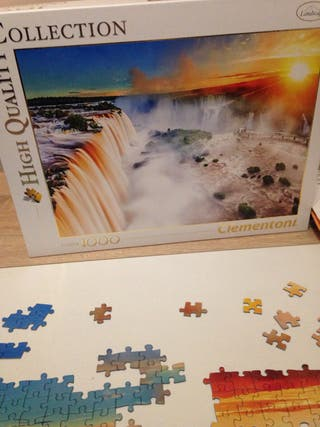 Puzzle 1000 piezas paisaje precioso