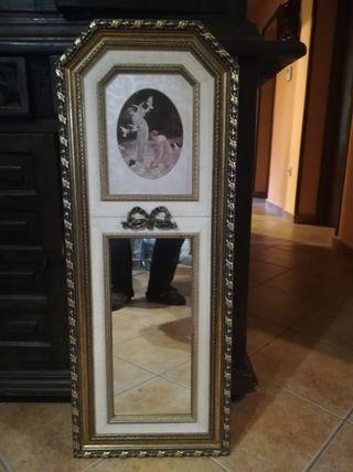espejo 34x89