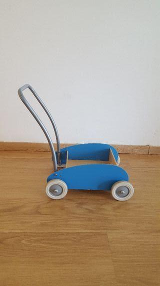 carretilla Ikea niño