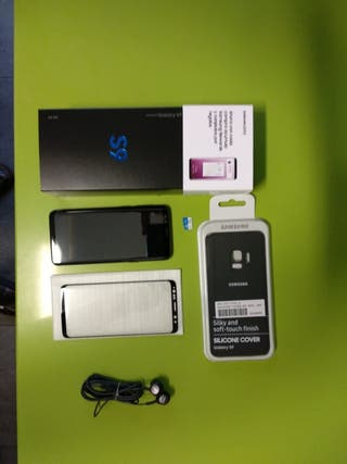 OPORTUNIDAD Samsung S9 64Gb negro.