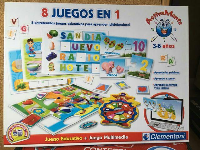 Juegos Infantiles Educativos De Segunda Mano Por 42 En