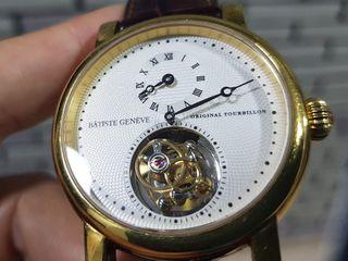 Reloj tourbillon Batiste Genove