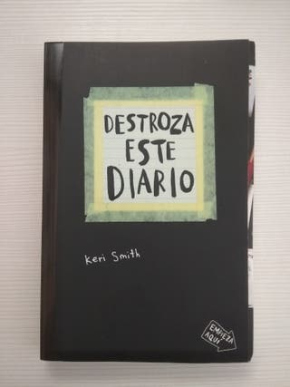Destroza este diario- Smith Keri