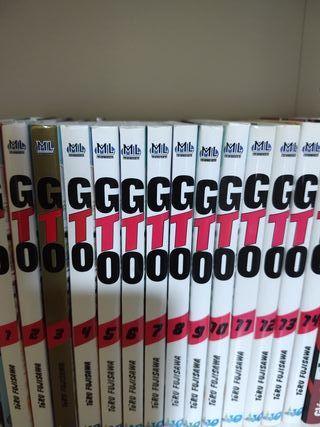 GTO Great Teacher Onozuka Manga