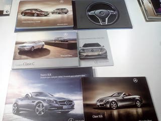 LOTE PACK COLECCION CATALOGOS COCHES