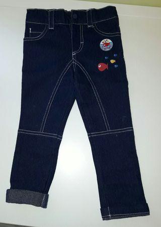 Pantalón Tuc tuc unisex