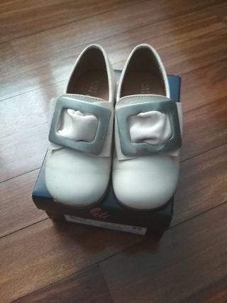 zapatos niño de boda