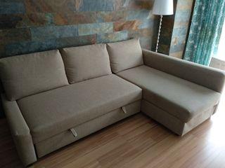 Sof cama friheten de segunda mano en wallapop - Sofa cama esquina ...