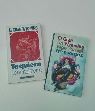 El Gran Wyoming - LIBROS