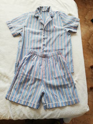 pijama verano Neck talla 10