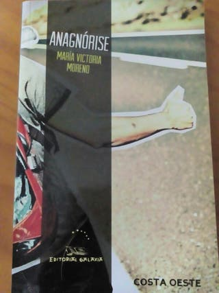 Libro Anagnórise