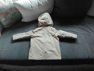 Abrigo niño Zara