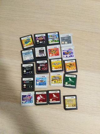 Nintendo juegos 3ds