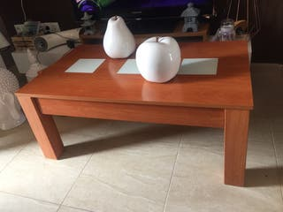 Mesa de madera abatible