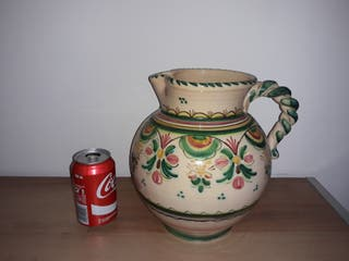 Gran Jarra Ceramica Vintage