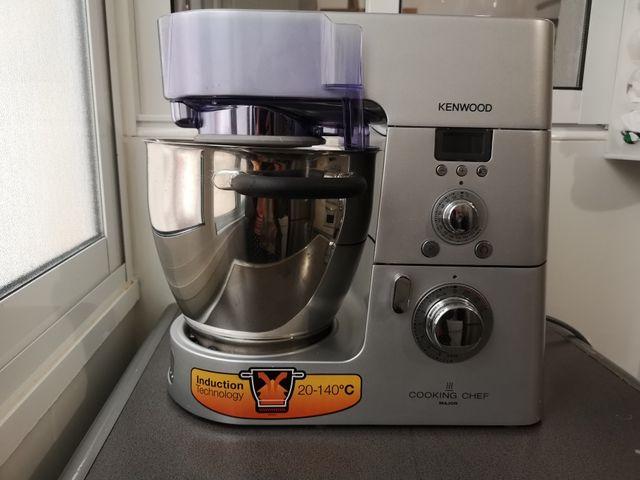 Robot de cocina Kenwood Cooking Chef de segunda mano por 380 € en ...